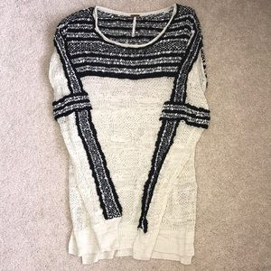 Free People Long Sleeve Sweater
